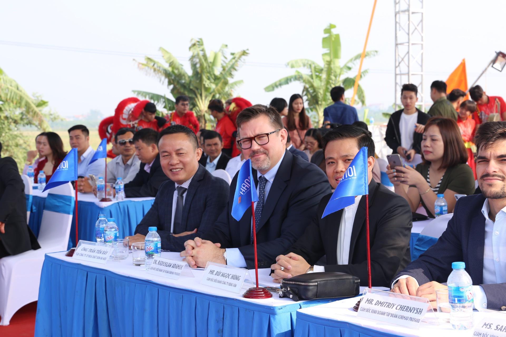 Nguyên nhân nào thúc đẩy Sơn Hà Nội xây dựng thêm nhà máy sản xuất sơn tự động