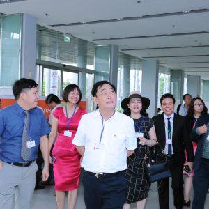 Lễ ký kết đầu tư máy nghiền rổ Niemann giữa Sơn Hà Nội và Yourtech