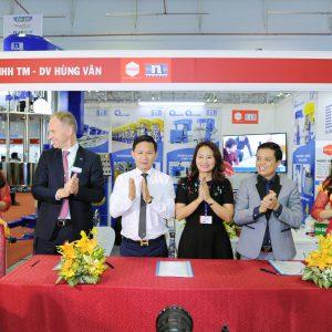 Công ty Sao Việt Nam ký kết hợp đồng máy nghiền rổ đĩa đôi Niemann