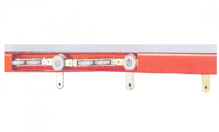 Hệ thống thiết bị treo (dây chuyền phun sơn tĩnh điện)