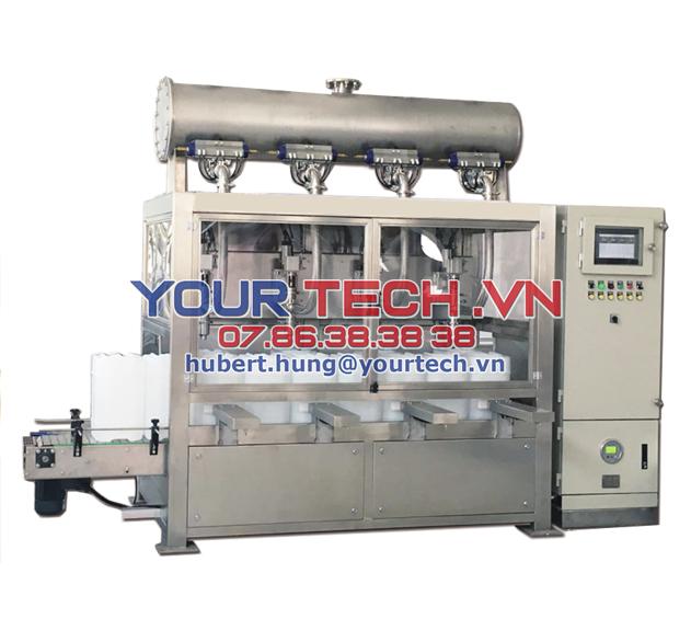 Máy đóng gói chất lỏng tự động 4FH-AT-Q30