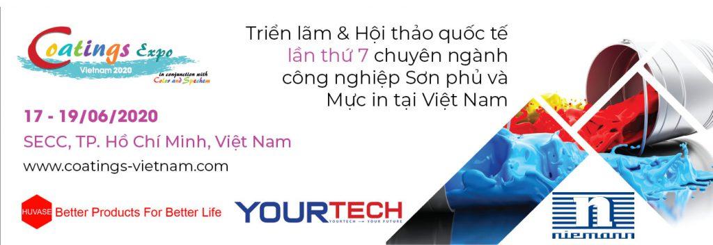 Triển Lãm Vietnam Coating Show