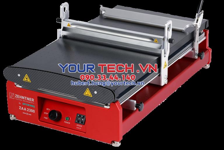 Máy kéo màng tự động sử dụng tấm chịu nhiệt