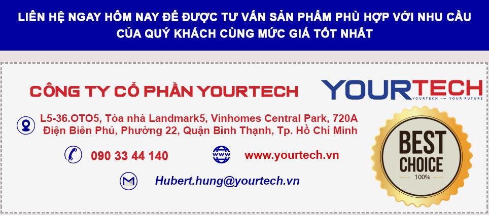 Liên hệ Công ty Yourtech