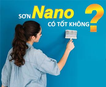 Ứng dụng công nghệ Nano vào sản xuất sơn hiện đại
